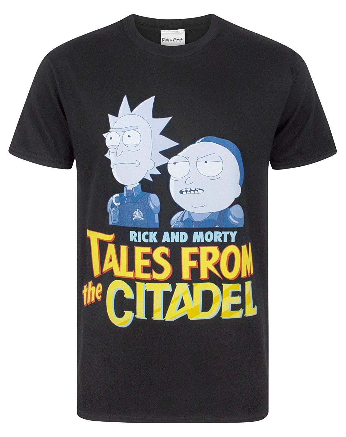 Tričko Rick and Morty Tales Of The Citadel